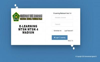 Perubahan Web Tugas belajar di rumah